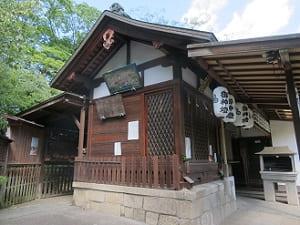 厳島神社の本殿