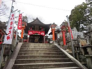 青木大神の社殿