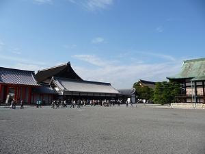 京都御所の観光情報